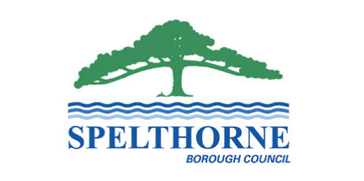 Spelthorne borough boundaries in dating