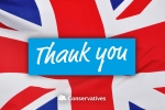 Thank you for voting Conservative